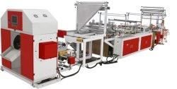 プラスチック PE HDPE LDPE ドローテープによる、コアレスガベージバッグの製造 マシン