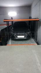 2개의 포스트 Cantiliver 기계화 차 지하실 주차