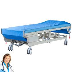 병원 건강 진단 침대 종이 장 롤 처분할 수 있는 덮개