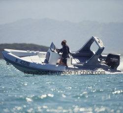 Liya 8-27футов Китая надувные лодки производитель ребра на лодке