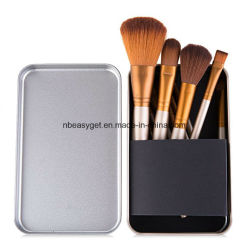 12 Pcs Make-Up Borstels Set Foundation Poeder Blending Blusher Cosmetics Brush Brush Met Box Esg10496