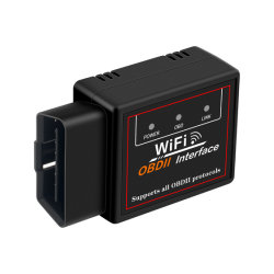 Elm327 V1.5 Bluetooth/WiFi Scanner OBD2 V1.5 Elm 327 Bluetooth PIC18F25K80 Auto Diagnóstico Obdii para o Android/Ios/Windows