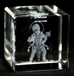 Vidro de cristal personalizado brilhando Hinduísmo Artesanato Fornecedor para férias e de terceiros