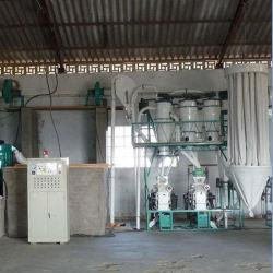 自動小さい開始の小麦粉の製造所の品質(10t)