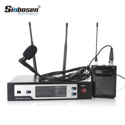 Micrófonos inalámbricos profesionales Sinbosen Axt100d escenario Micrófono instrumento Karaoke
