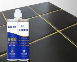 Hermosa Mezcla de dos piezas de inyección de cemento con epoxi junta para piso de cerámica