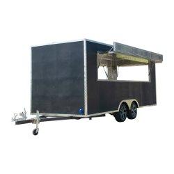 미국 최고 인기 상품 동봉하는 음식 용인 트레일러/이동할 수 있는 Remorque 음식 트럭/음식 phan_may 트럭 커피