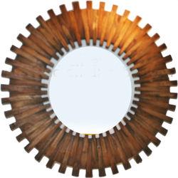 Espejos decorativos de madera antigua para la Decoración de pared-402010 (izq.)