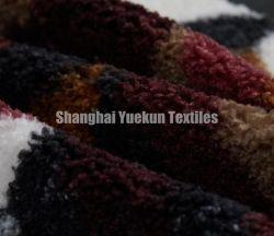 Faux Fur ألوان اصطناعية Fur Printing Faux Fur Animals وثيرة