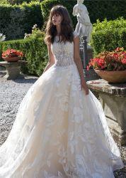 العرس الكبير العريس هريس لاس اللباس عام 2018 Lb1837