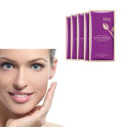 Косметический Гиалуроновая кислота маску для лица шелк оптовые маску для лица уход за кожей