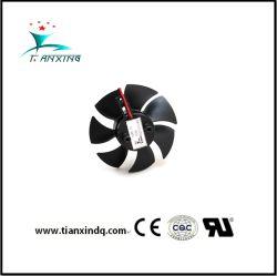 asVentilator van de Lucht van Frameless HVAC van de Ventilatie van de Uitlaat van 75mm5V -24V de Elektro Brushless Koel Kleine gelijkstroom