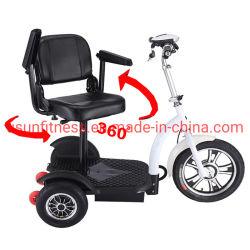 Elevador eléctrico de Scooter Quatro Rodas Scooter Veículo Handicap Scooters com marcação CE