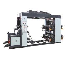 Hochgeschwindigkeitspapierbeutel-Plastiktasche-nichtgewebte Beutel-Rolle, zum 4-Colors Flexo zu rollen Drucken-des flexographischen Drucken-Presse-Preises