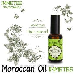 Los productos de cuidado del cabello Cabello Natural Orgánico aceite de argán marroquí cosméticos