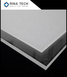 Fördernde Acryldiffuser- (zerstäuber)platte für LED-Leuchte-Verkauf