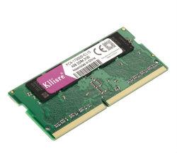 Kllisre 4Go de mémoire DDR4 8 Go de RAM 2133MHz 2400 MHz de mémoire portable support SODIMM Memoria DDR4 PC portable