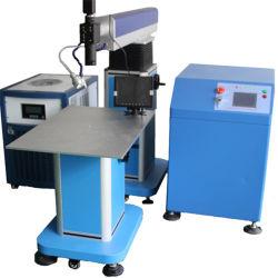 Système automatique de soudage au laser pour la réparation du moule