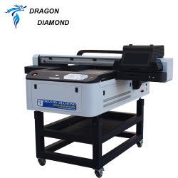 Китайский Автоматическая УФ 6090 чернил планшетного принтера