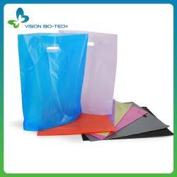 Упаковка и разлагается High-Durability магазинов Custom пластиковыми пакетами