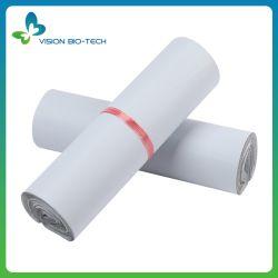 100% de plástico biodegradável Ecológico Compostável Poly para correspondência Saco Expresso