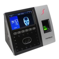 Caja de seguridad Cámara Rifd red TCP/IP Weigand Tiempo de reconocimiento facial y la asistencia del sistema de acceso a la puerta