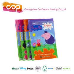Histórias de desenhos animados clássicos crianças tampa rígida do livro