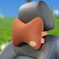 Voiture Oreiller appui-tête de siège de voiture cou gonflable oreiller Trave