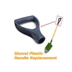 工場直売の小型ハンドルのプラスチック園芸工具およびシャベルの雪