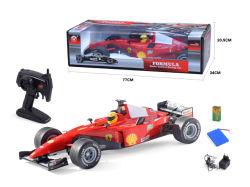 Juguete de plástico la Fórmula 1 coche de juguete de RC coche Radio Control (H0011170)