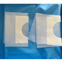 Rideaux de plastique stérile jetable Medical Feuilles avec 60 x 45cm