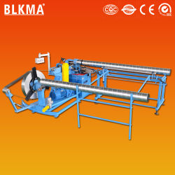 알루미늄 합금 나선형 원형 덕트 성형 기계