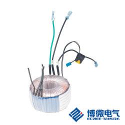 ハイエンド製品のためのよい絶縁体パフォーマンスの円環形状の変圧器
