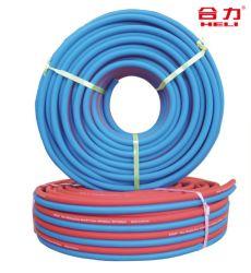 Tubo flessibile gemellare di gomma Corea 8.0mm Wp 400psi Bp1700psi della saldatura