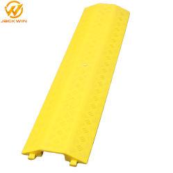 1000mm jaune ou noir de sol flexibles 1 canal de câble en plastique de l'événement BAC