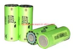 100% оригинал цилиндрический аккумулятор A123 3.2V LiFePO4 Arn26650m1b 26650 2500Мач 30c 70A Аккумулятор батарея