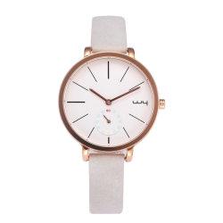 La moda Mini lindo encanto Crystal Bracelet Watch en relojes de pulsera Wy-088L