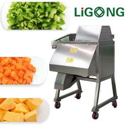 Banheira de venda do Cortador de vegetais de alta qualidade Máquina de picar frutas eléctrico com um preço baixo