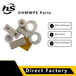Последний тип, созданный на основе HDPE/UHMWPE пластмассовых деталей, UHMWPE Износостойкими деталей, UHMWPE обработанной запасные части