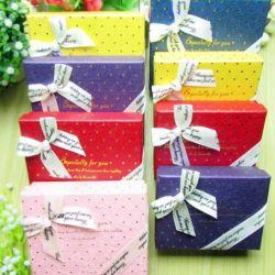 Usine des Produits de santé sexuelle de gros emballages papier boîte cadeau