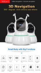 Лучшая цена робот 1080p Full HD Длинный диапазон дешевые IR Интеллектуальная камера PTZ CCTV поворот