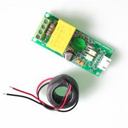 AC одна фаза100A напряжение питания ток счетчика энергии