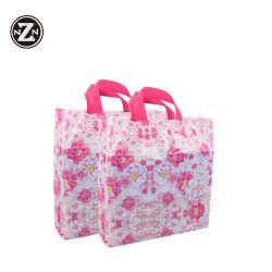 Специализированные мягкие ручки магазинов выполните пластиковую упаковку Bag