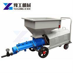macchina diesel elettrica della pompa del mortaio della malta liquida del cemento della vite dell'intonaco del miscelatore della malta liquida 100L