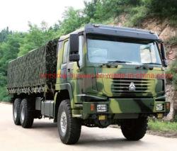 شاحنة نقل الحمولة بنظام الدفع الرباعي Sinotruk HOWO 6x6