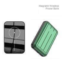 Les chargeurs de portables sans fil, 15W Qi Fast Charge 20000 mAh Sortie de la Banque d'alimentation 5 port USB de type-C Affichage LCD bloc-batterie externe haute capacité pour les téléphones cellulaires, l'iPhone