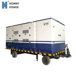 مجموعة مولدات الديزل من سلسلة سيارات Honny Trail بقدرة 20كيلوفولت أمبير-1000 كيلوفولت أمبير