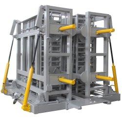 Het Comité die van de Muur van de verdeling tot de Machine van de Installatie maken de LichtgewichtEPS van de Kern Raad die van het Comité van Materialen Machine vormen