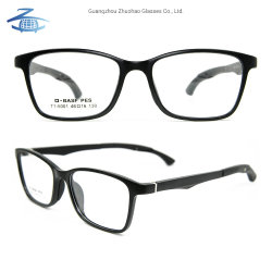 Het in het groot Nieuwe Frame Van uitstekende kwaliteit van de Glazen van de Tempel van Eyewear van de Tieners van Oogglazen RT Regelbare Optische