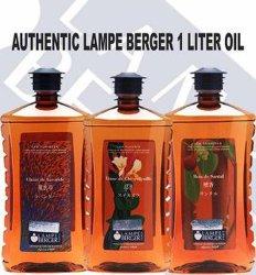 Auténtico Lampe Berger perfume Aceite Esencial